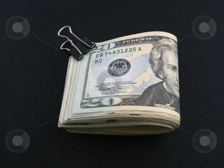 Money stock photo, Dollar Bils by Albert Lozano