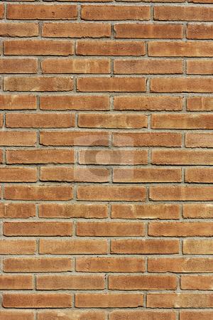 Brick wall stock photo, Brick wall texture by Luca Bertolli