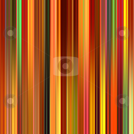 Psychedelic orange color stripes background. stock photo, Psychedelic orange color stripes background. by Stephen Rees