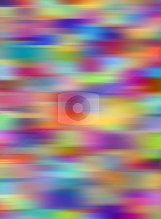 Vibrant multicolored abstract blur background. stock photo, Vibrant multicolored abstract blur background. by Stephen Rees