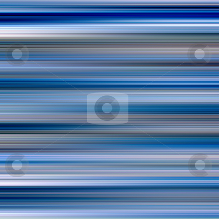 Blue lines abstract background. stock photo, Blue colors graduated horizontal thin lines abstract background. by Stephen Rees