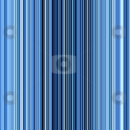 Vibrant blue stripes abstract background. stock photo, Vibrant blue stripes abstract background. by Stephen Rees