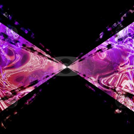 Purple Plasma Vortex stock photo, A purple colored plasma vortex that makes a great background. by Todd Arena