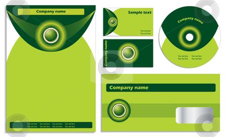 Company vector set stock vector clipart,  by Mihaly Pal Fazakas