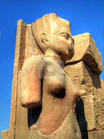 Temple Of Karnak stock photo,  by Cigdem Cooper