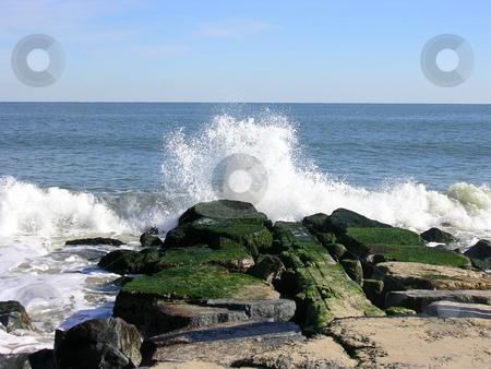 Ocean Wave stock photo,  by Jo Herman