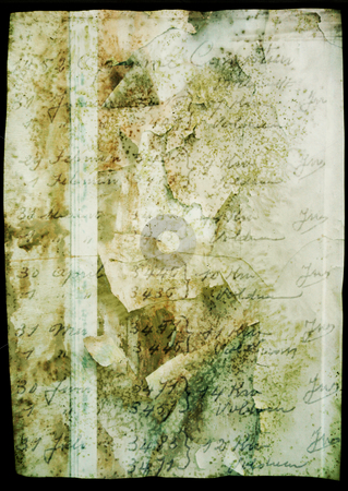 Texture - Dirty Paper 4 stock photo, Texture layer. by Angelique Brunas
