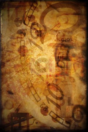 Texture - Steampunk stock photo, Texture layer. by Angelique Brunas