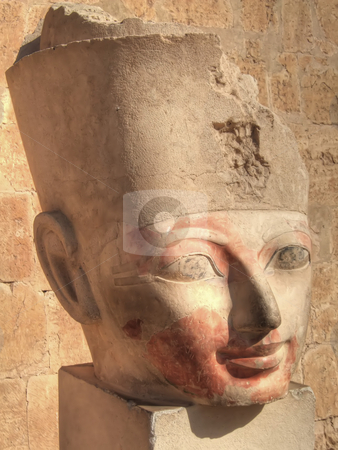 Temple Of Karnak stock photo,  by Cigdem Cooper