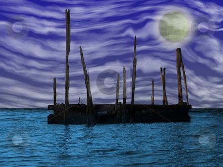 Abandono stock photo, Inspired by visualizations by Junior Polanco