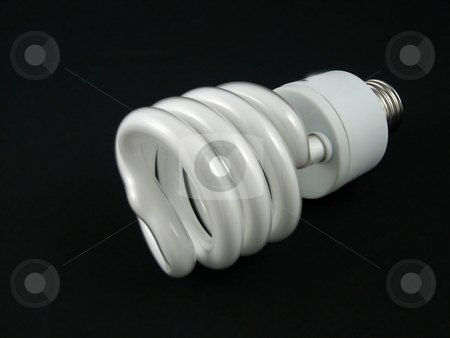 Bulb stock photo, Electrical bulb by Albert Lozano