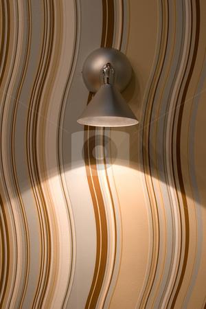Modern lamp stock photo, Modern lamp by Andrey Butenko