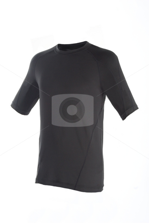 Men's t-shirt  stock photo, Men's t-shirt by Andrey Butenko