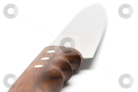 Kitchen knife stock photo, Kitchen knife by Andrey Butenko