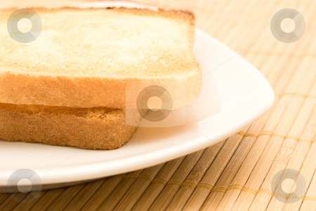 Toasts stock photo, Toasts by Andrey Butenko