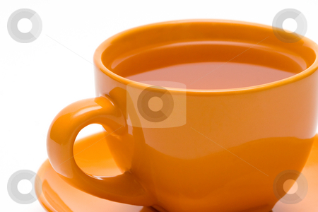 Cup of tea stock photo, Cup of tea by Andrey Butenko