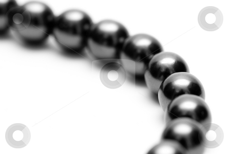 Beads close up stock photo, Beads close up by Andrey Butenko