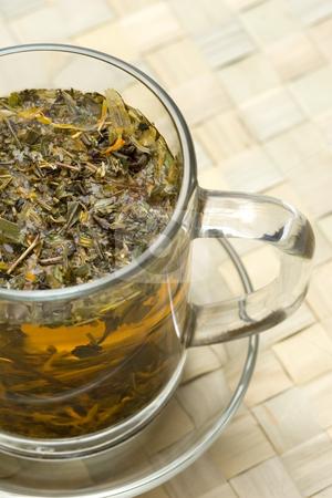 Herbal tea stock photo, Herbal tea by Andrey Butenko