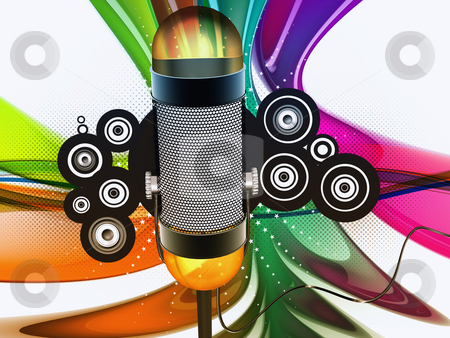 Music stock photo,  by Rodolfo Clix