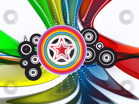 Colors stock photo,  by Rodolfo Clix