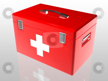 Medbox stock photo,  by Rodolfo Clix