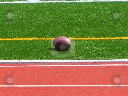 American Football stock photo,  by Michael Felix