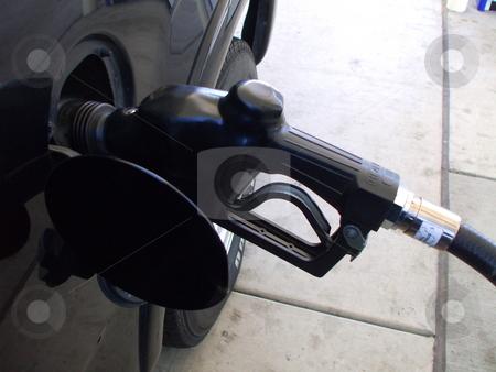 Gas Pump stock photo,  by Michael Felix