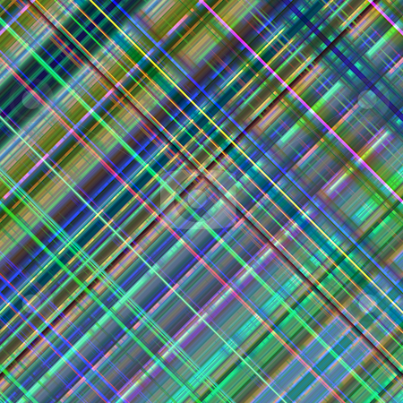 Multicolored lines grid pattern abstract background. stock photo, Multicolored lines grid pattern abstract background. by Stephen Rees