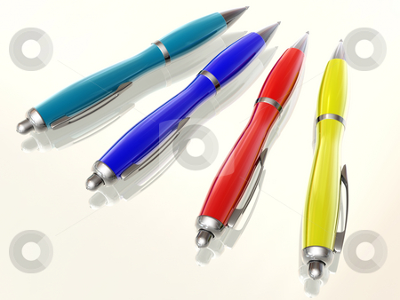Pen stock photo,  by Rodolfo Clix