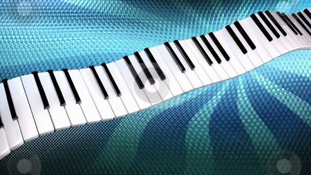 Piano stock photo,  by Rodolfo Clix