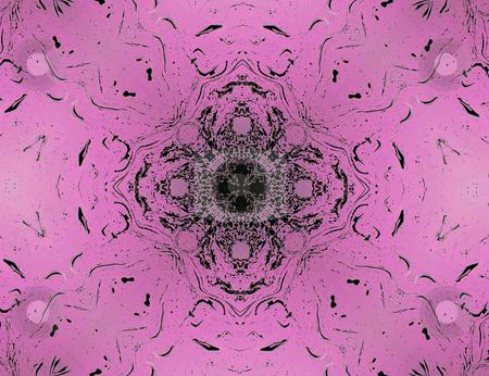 Pink Victorian Background Pattern stock photo, Pink Victorian Background Pattern by Dazz Lee Photography