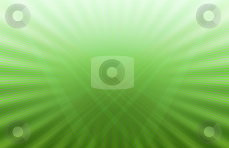 Futuristic Green Background stock photo, Computer generated background pattern shades of green by iodrakon