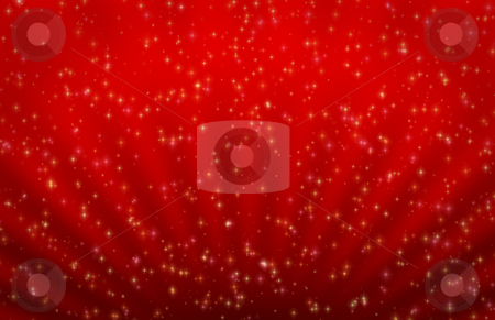 Sparkly holiday abstract stock photo, Sparkly holiday abstract by iodrakon