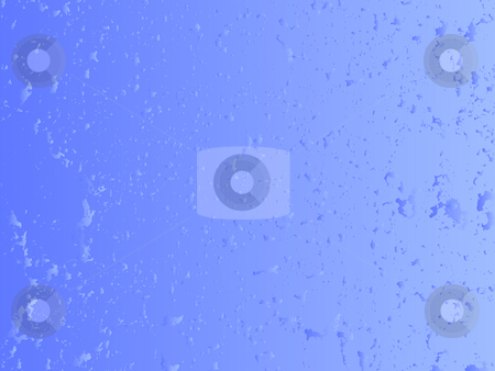 Wateronglass stock vector clipart, Vector Texture Water droplets on glass simulation, colors can be easily modified to suit your needs by iodrakon