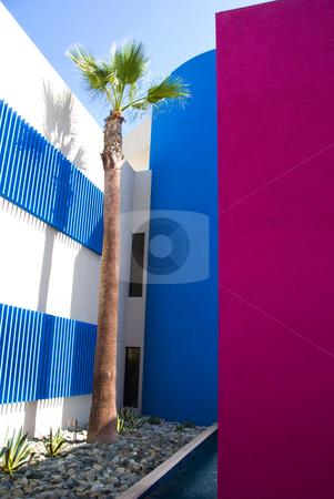 Museum of Latin American Art of Long Beach stock photo,  by Didier Tais