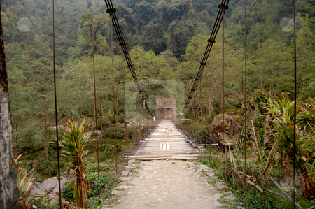 The bridge stock photo,  by Piero Biondo