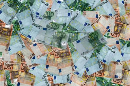 Euros stock photo,  by Piero Biondo