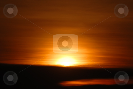 Sunset stock photo, Sunset Background by Jaggat Images