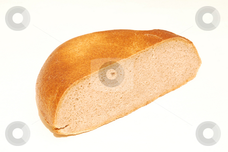 Half a loaf stock photo, Half a loaf is better than no bread by Alexey Rumyantsev