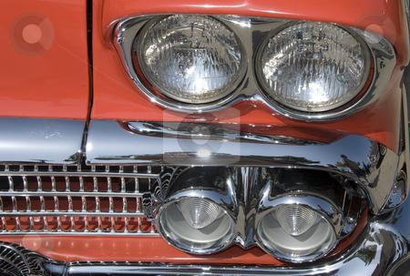 Vintage Car Show stock photo,  by Didier Tais