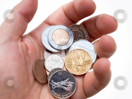 Before euro stock photo, Some of the money before european euro... by Sinisa Botas