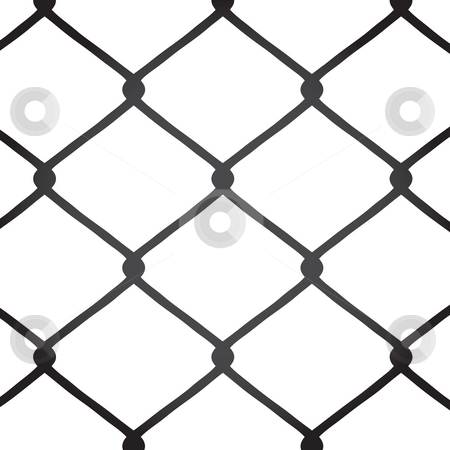 Chain Link Fence stock photo, A chain link fence texture that tiles seamlessly by Todd Arena