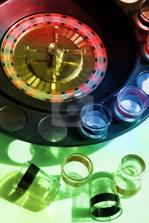 Table game stock photo, Gambling in which it is possible to play houses by Aleksandr GAvrilov