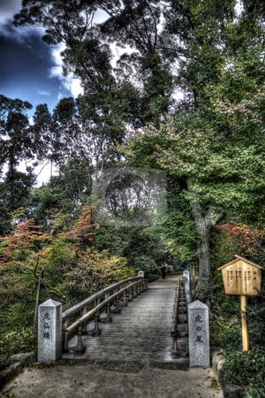Japanese garden stock photo,  by Tomo Photography