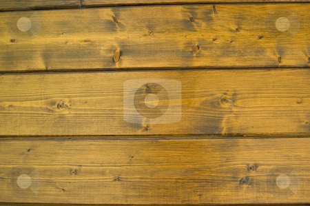 wooden boards stock photo, Facing of wooden boards of a wall. Detail of an alpine refuge side by Roberto Marinello