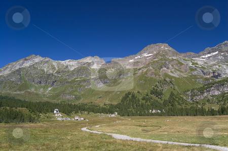 Alpe veglia natural paradise stock photo, Alpe Veglia italian natural park, Piemonte, Italy by Roberto Marinello