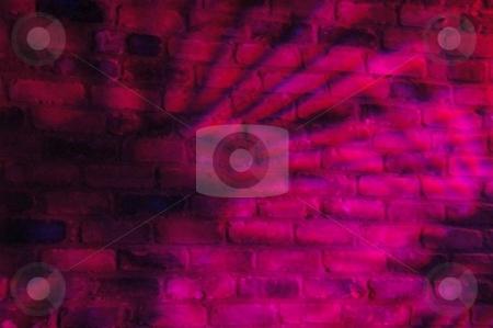 Pink Wall stock photo, This is a wall at a club I was taking pics at. by Joe Shortridge