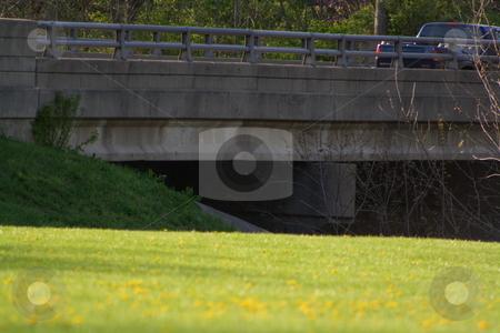 Bridge stock photo, A bridge over a stream by Chris Torres