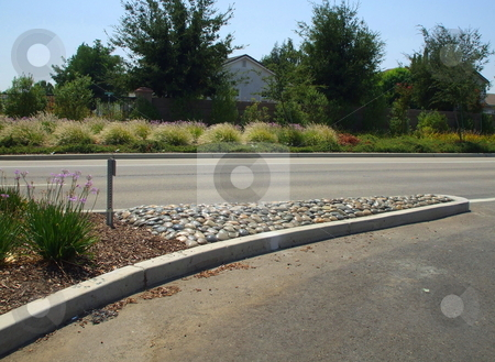 Roadside Planting stock photo,  by Michael Felix