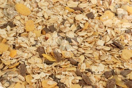 Cereals stock photo, Cereals as background. Shot in Studio. by Birgit Reitz-Hofmann
